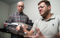 Scientists found a mutated enzyme capable of decomposing plastics. Photo: Dennis Schroeder/NREL