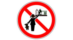 This hazard symbol tells us that washing detergent must not be handled by children. Photo: 185630844 | Copyright: fotohansel, fotolia.com