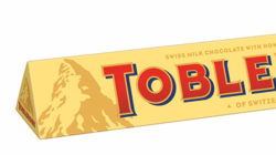 100-gram sized Toblerone packaging