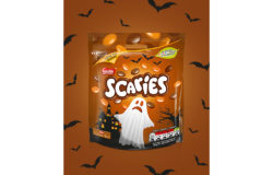 "The first Halloween product launched by ""Smarties"" not only comes with a new look but also its own name. Photo: Nestlé UK"