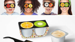 The rule for children: unwrapping should be easy, fun and build anticipation about what is inside. Photo: Fruit Glasses by Viktoriia Schmid and Arthur Schmidt / https://recreatepackaging.com