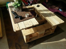 These timber items are increasingly converted into a wide variety of design objects. Photo: dirkdeus / instructables.com.