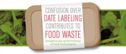 This is frequently due to lack of knowledge about the sell-by and use-by dates, and so consumers tend to throw away their food too early. Photo: Infografik, FutureFood2050
