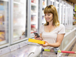 Packaging with new dimensions: Using innovative technologies becomes a linking element between real and digital worlds. Photo: ldprod - Fotolia.com