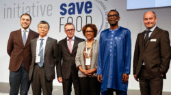 Strong together: the SAVE FOOD Initiative is a coalition of the FAO, the UNEP, Messe Düsseldorf and numerous representatives from the global business world and influential organisations.